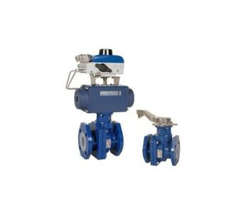 Aegis - Model LBF Series - Lined Ball Valve