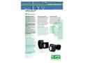 Asameters - Model V6 - Flap Flowmeters  Brochure