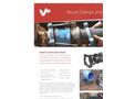 Sealing Gaskets for Pipe Repair Clamps & Fittings Brochure