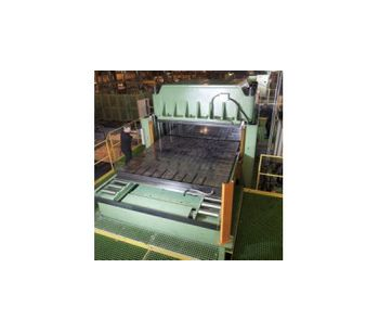 Rubber Mouldings & Extrusions Presses