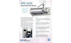 APS-1650 - Automated Sample Prep Station - Brochure