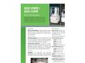 CETAC - Model ASX-110FR or ASX-112FR - Flowing Rinse Micro Autosampler Brochure