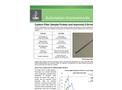 CETAC - Model Z-Drive - Carbon Fiber Sample Probes Brochure