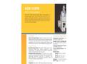 Model ASX-112FR - Flowing Rinse Micro Autosampler Brochure