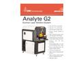 CETAC - Model G2 - Analyte Excimer Laser Ablation System Brochure
