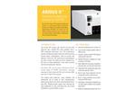 CETAC Aridus - Model II - Desolvating Nebulizer System for ICP-MS Brochure