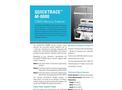 QuickTrace - Model M-8000 - Cold Vapor Atomic Fluorescence Mercury Analyzer Brochure