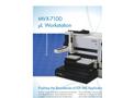 Teledyne CETAC - Model MVX-7100 - µL Workstation - Brochure