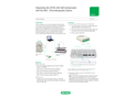 Integrating the CETAC ASX-560 Autosampler with the NGC™ Chromatography System - Application Note