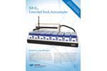 Teledyne CETAC - Model XLR‑860 - Extended Rack Autosampler - Brochure