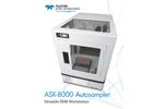 CETAC - Model ASX-8000 Series - OEM Autosampler - Brochure