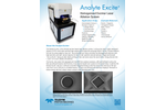 Teledyne CETAC Analyte Excite+ Homogenized Excimer Laser Ablation System - Flyer