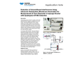 Reduction of Solvent-Based Interferences Using Ultrasonic Nebulization/Membrane Desolvation for Measurement of Trace Elements in Isopropyl Alcohol with Quadrupole ICP-MS Detection - Application Note