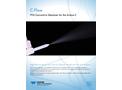 Teledyne CETAC - Model C-Flow - PFA Concentric Nebulizer for the Aridus II - Brochure
