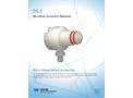 Teledyne CETAC - Model DS-5 - Microflow Concentric Nebulizer - Flyer