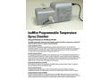 Teledyne CETAC - Model IsoMist - Programmable Temperature Spray Chamber - Brochure