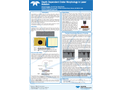 Depth Dependent Crater Morphology in Laser Ablation - Application Note
