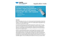 Measurement of Trace Elemental Impurities in Aspirin Using Ultrasonic Nebulization with ICP-OES Detection Following USP <232>/<233> Guidelines - Application Note