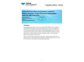 Improved Trace Element Detection Limits for Water Analysis using Ultrasonic Nebulization with ICP-AES Detection - Application Note