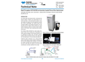 Rapid Throughput USP 232/233 by Inductively Coupled Plasma Mass Spectroscopy - Application Note