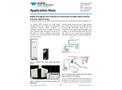 Rapid Throughput Soil Analysis for Inductively Coupled Plasma Atomic Emission Spectroscopy - Application Note
