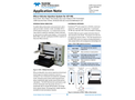 Micro‐Volume Injection System for ICP‐MS