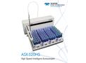 CETAC - Model ASX-520HS - High Speed Intelligent Autosampler - Brochure