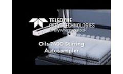Oils 7400 Homogenizing Autosamplers - Video
