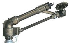 DuCaR - Model JET 35T - Gear Drive Sprinklers