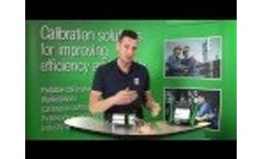 Beamex PGL calibration pump introduction Video