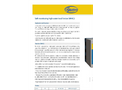 IGEMA - Model SMHC2 - Self-Monitoring High Water Level Limiter Datasheet