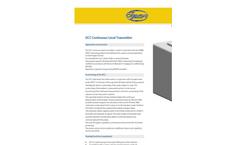 IGEMA - Model DCC - Continuous Level Transmitter Datasheet