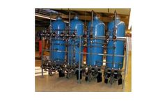 AW - Model KF 2,5 - Sediment Filtration Plant
