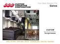 CCC Gate Brochure