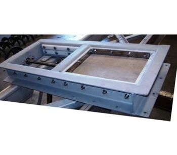 Model PE - Slide Gate