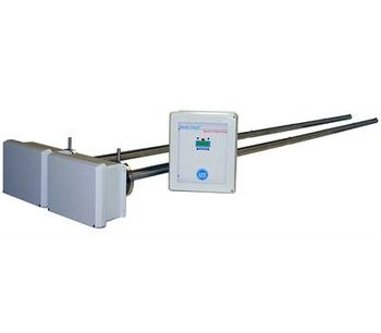 Master-Touch - Model Series 9000MP - Multipoint Thermal Mass Flow Meter