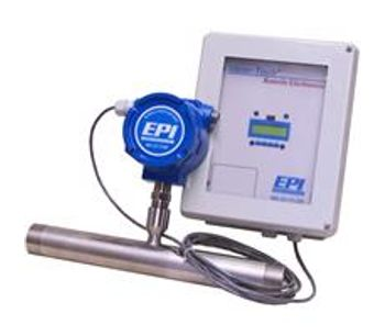 Master-Touch - Model Series 8000-8100MP - Inline Remote Thermal Mass Flow Meter