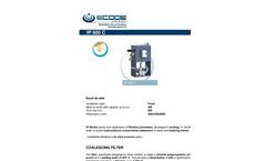 Industrial Filter Brochure