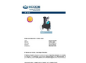Model ET 500 - Belt Filters Brochure