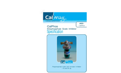 CalPhos - Polyphosphate Scale and Corrosion Inhibitor Brochure