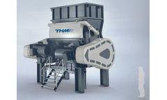 THM - Model XG 2400 - Universal Granulator