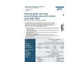 Model C09, C09.2 PN 10-40 - Shut-off Globe valve Brochure