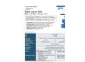 Model S25 PN 10 (6)-100 - Shut-off Gate Valve Brochure