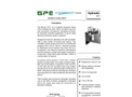 GPE 19111 Hydraulic Pump Unit - Datasheet