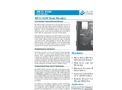 L&J Engineering - Model MCG 8100 - Tank Monitor - Datasheet