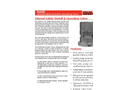 Shand & Jurs 96330 - Internal Safety Shutoff and Operating Valve - Datasheet
