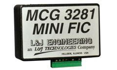 L & J Engineering - Model MCG 3281 - Mini Field Interface Unit