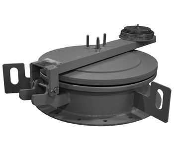 Shand & Jurs - Model 94210 - Emergency Vent & Manhole Cover (Hinged)