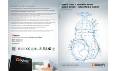Waterworks Valves  Brochure