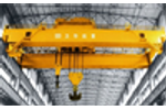 250T/15T Double Girder Overhead Crane Assembly and Performance Overview